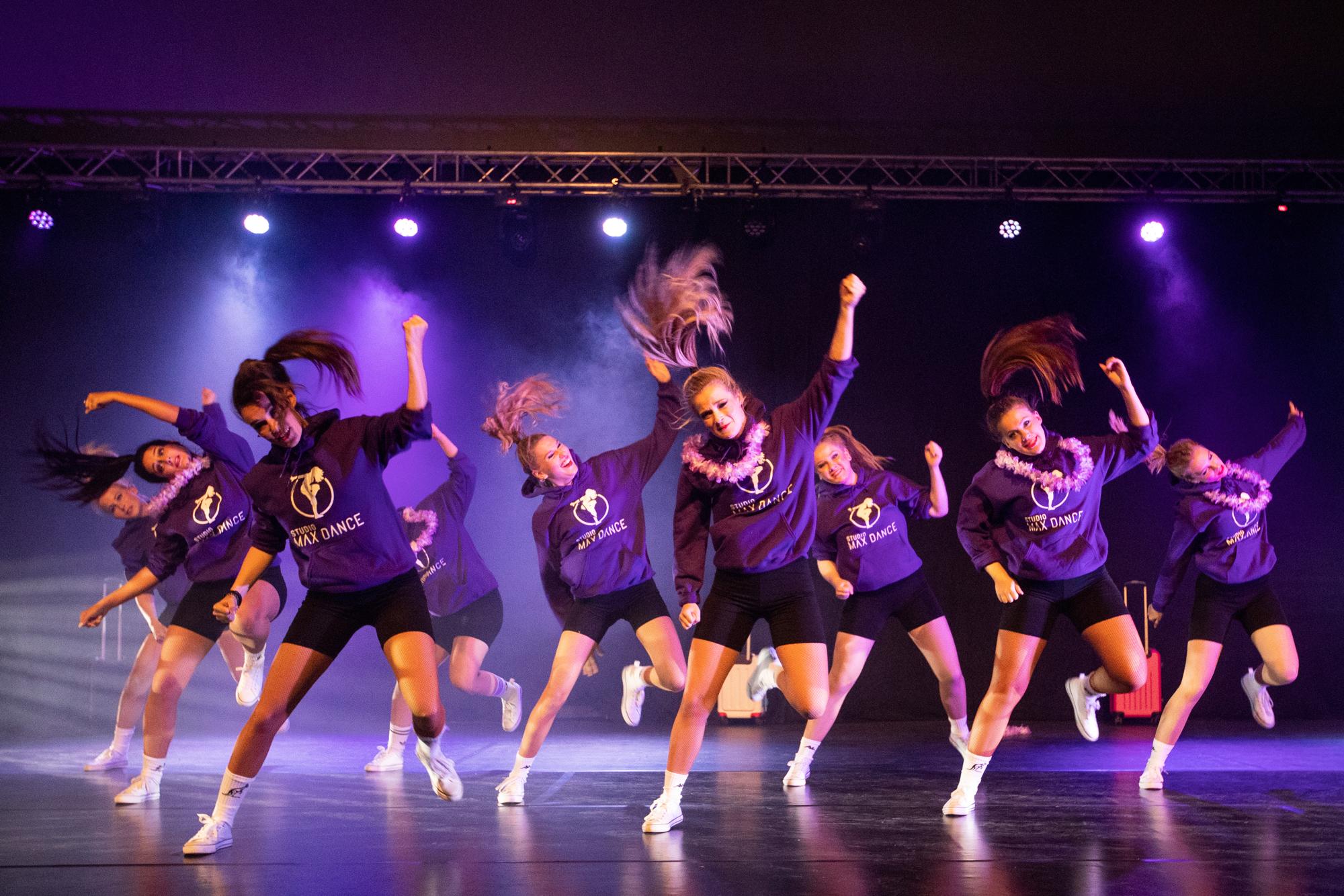 Urban   Pop   Show Studio Max Dance Dansschool Oudewater Groene Hart