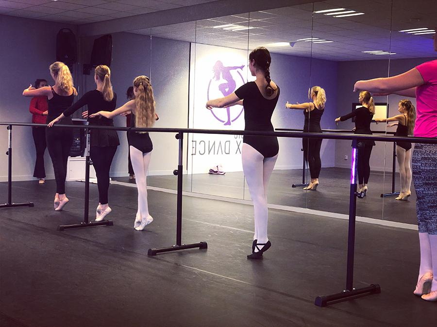 DANSSCHOOL KLASSIEK BALLET STUDIO MAX DANCE