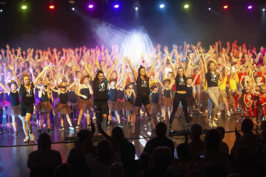 Eindshows Studio Max Dance Oudewater