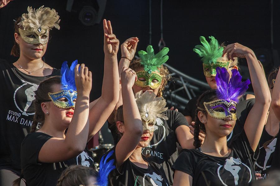 HEKSENFESTIJN 2016 DANSEN STUDIO MAX DANCE