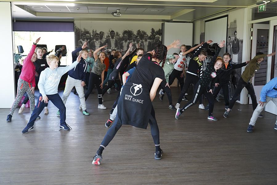 KONINGSSPELEN OUDEWATER DANSSCHOOL STUDIO MAX DANCE