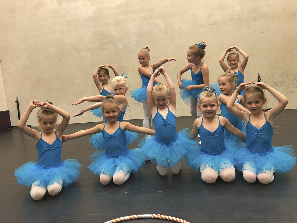 Klassiek Ballet Oudewater Dansschool Studio Max Dance