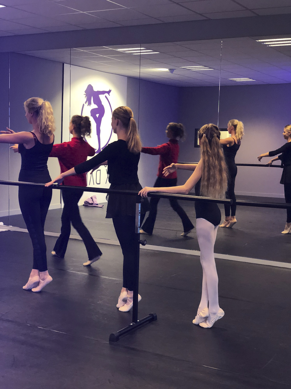 Klassiek Ballet Studio Max Dance Oudewater Dansschool