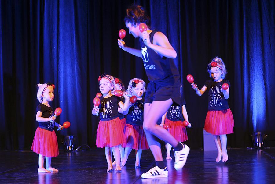 PEUTERDANS OUDEWATER DANSSCHOOL STUDIO MAX DANCE