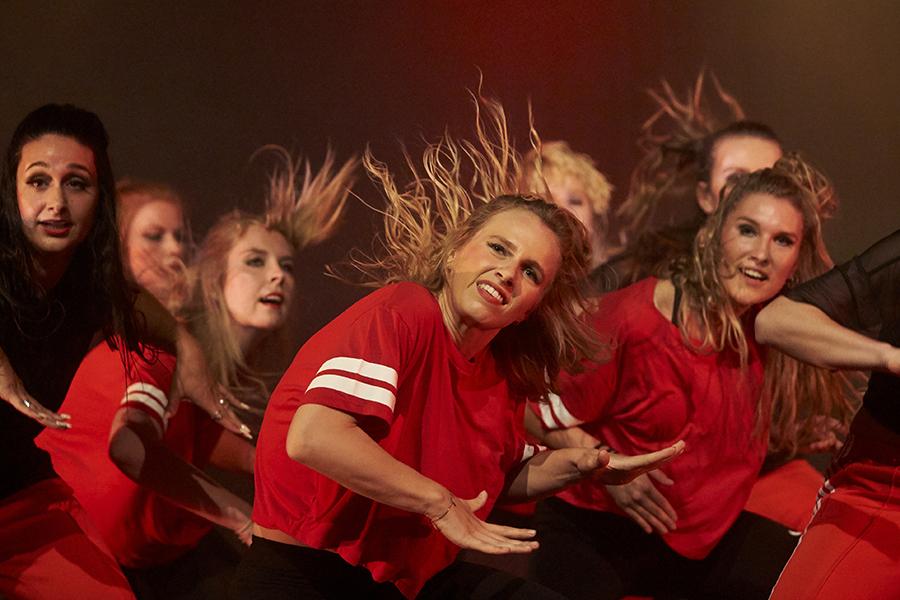 URBAN POP SHOW OUDEWATER STUDIO MAX DANCE